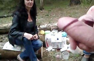 Rubia follada peliculas porno en latino duro en un barco en el lago tres chicos