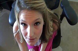 Rubia peliculas xxx en latino sexy haciendo un masaje y follando apasionadamente